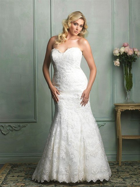 Abiti da sposa Allure Bridals, Style W331