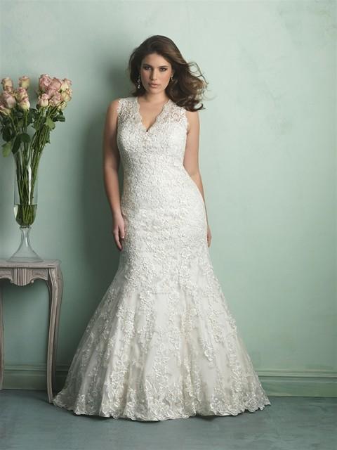 Abiti da sposa Allure Bridals, Style W340