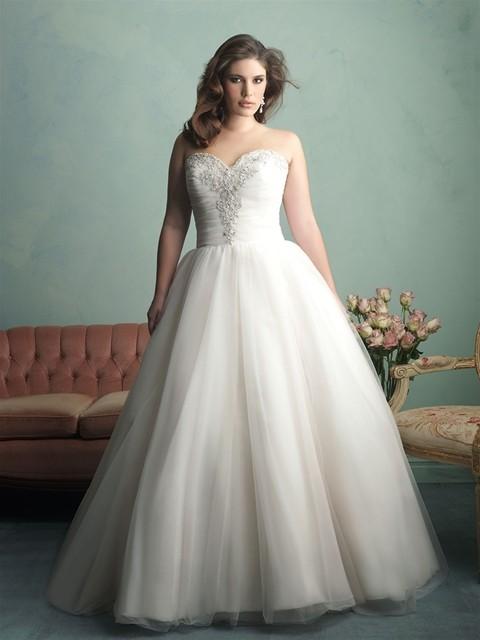 Abiti da sposa Allure Bridals, Style W341