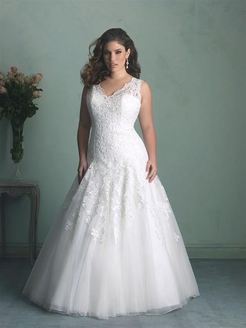 Abiti da sposa Allure Bridals, Style W343