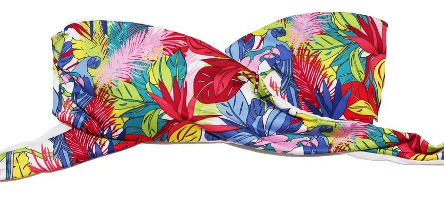 Bikini Lovers modello Pappagalli