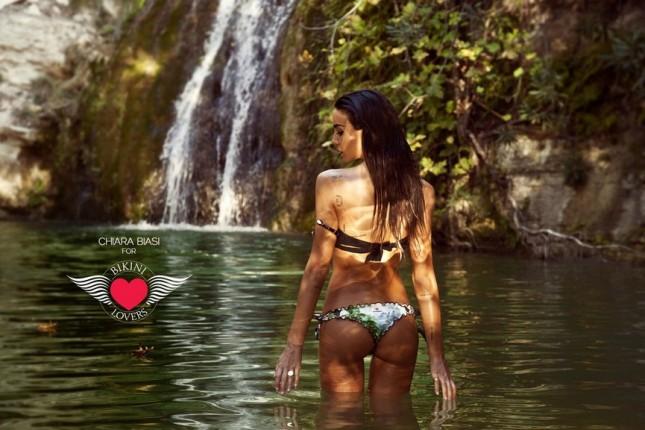 Bikini Lovers modello Cascata