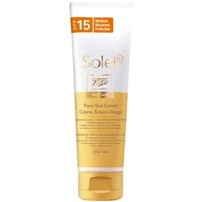 Boots Laboratories Crema Solare Viso SPF15 - Linea Solei