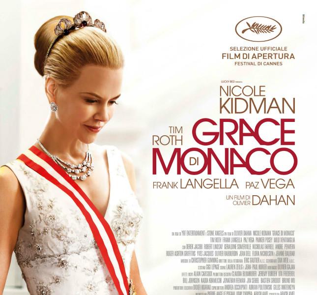 La locandina di Grace di Monaco