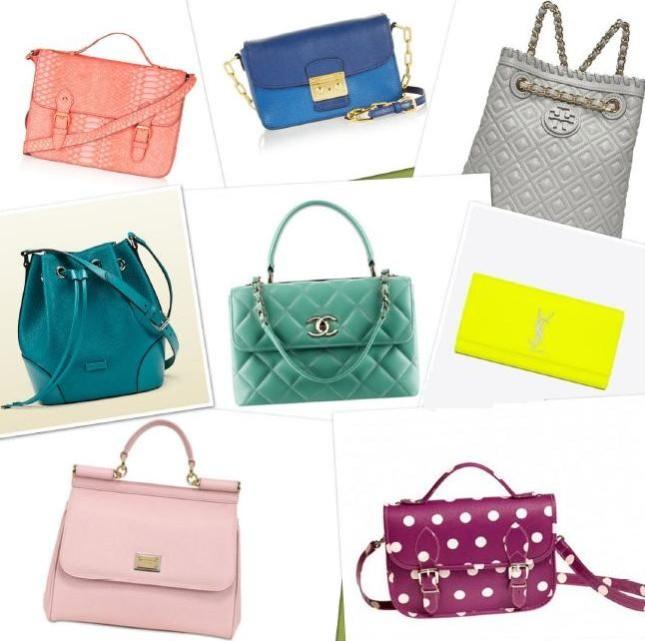 Le 10 borse must have per la primavera-estate 2014