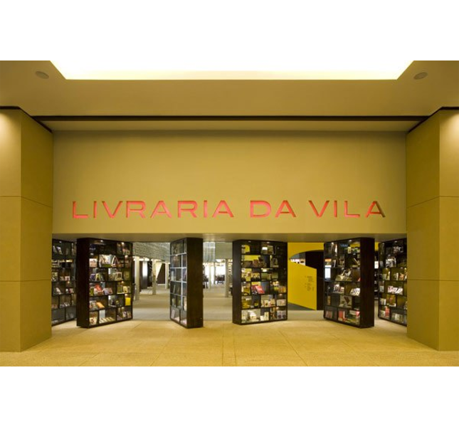 Livraria da Vila - San Paolo