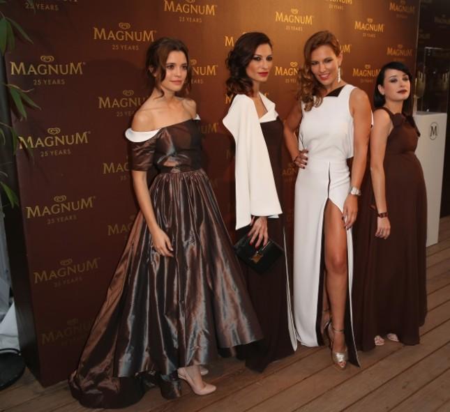 Magnum festeggia 25 anni con un party escusivo a Cannes