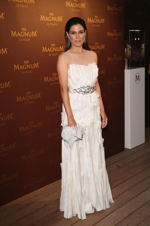 Valeria Solarino al party di Magnum
