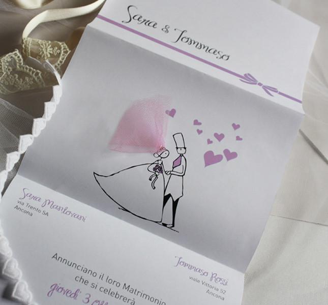 Partecipazione di My wedding design
