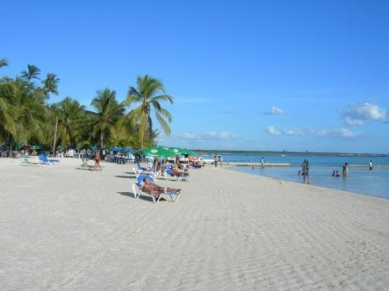 Playa Boca-Chica, Repubblica Dominicana / wikipedia