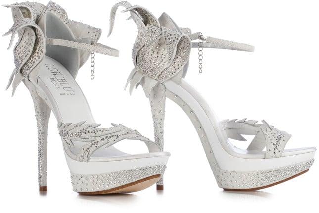 Sandalo gioiello limited Loriblu sposa