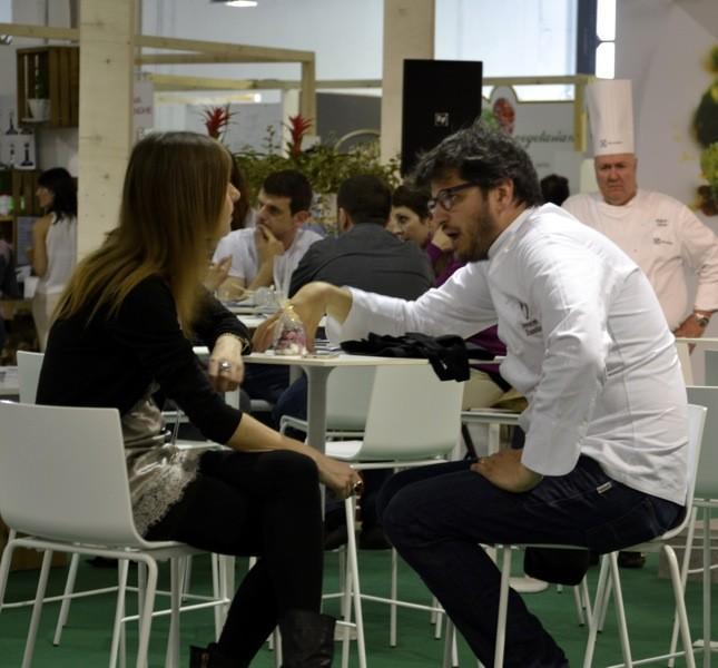 Anche questo capita a Taste: una chiacchierata con lo chef Tommaso Arrigoni