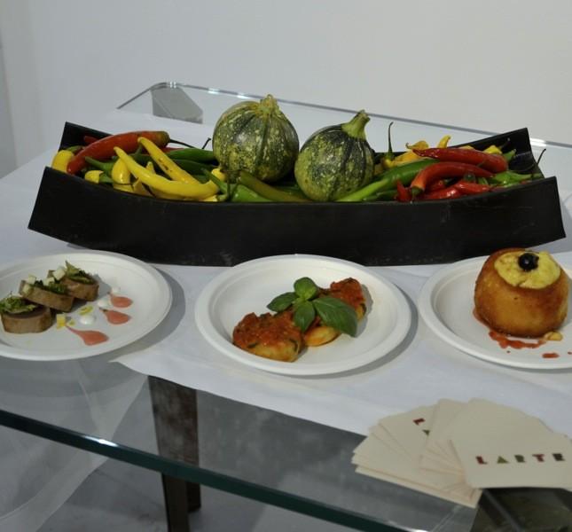 Ogni ristorante propone tre assaggi: scegliete quello che vi ispira di più!