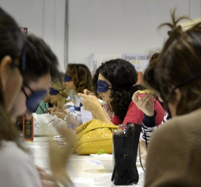 Le sessioni di blind taste permettono di riconoscere meglio profumi e sapori