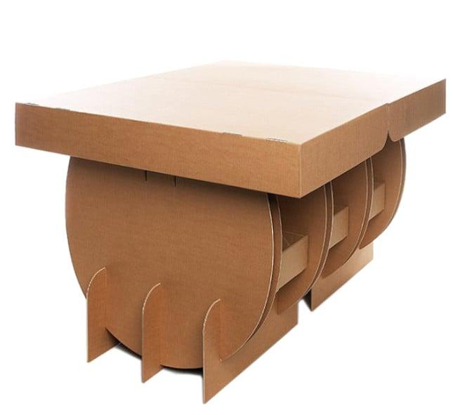 Il tavolo pieghevole di Sruli Recht