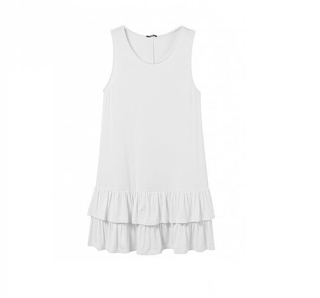 Vestito bianco da mare