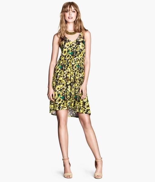 Vestito floreale H&M