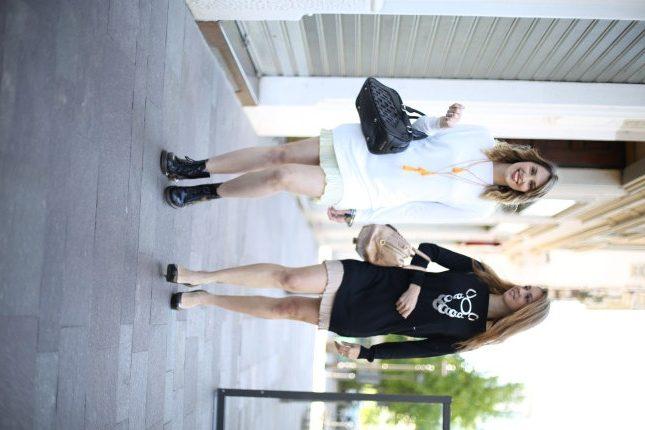 Giulia e Silvia - bijoux colorati o in alluminio per illuminare l'outfit
