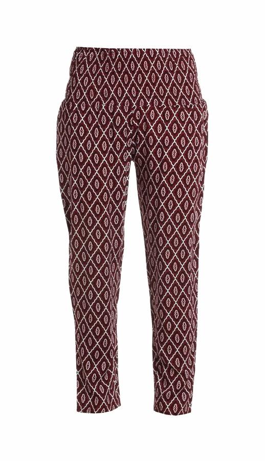 Pantalone copricostume della linea Geometry