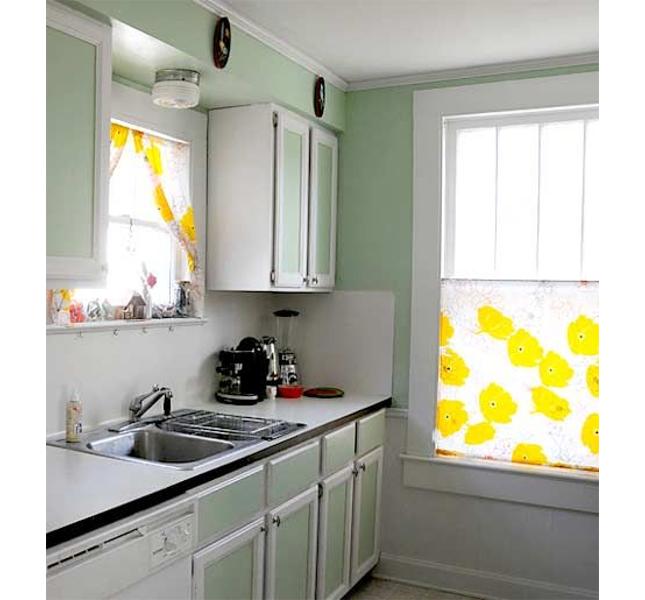 Tende da cucina / Amy Shutt