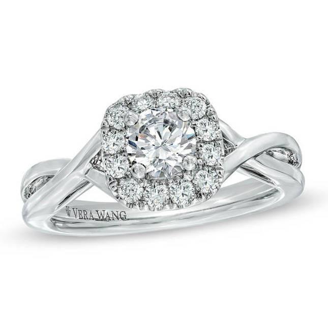 Anello con diamanti_Vera Wang