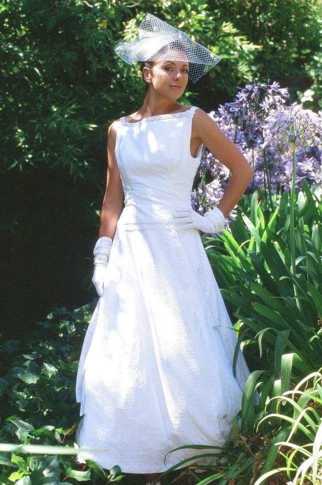 cappellino sposa foto bridechic