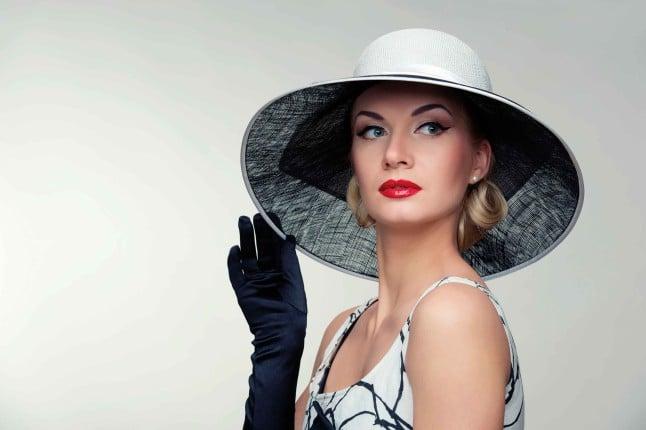 cappello mamma della sposa