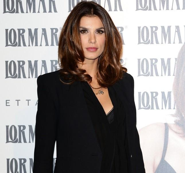Elisabetta Canalis sul red carpet per Lormar