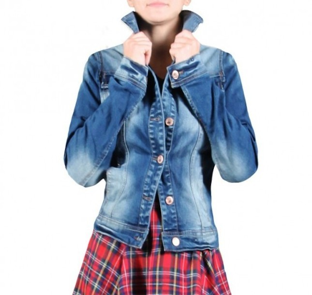 Giacca di jeans _Alcott