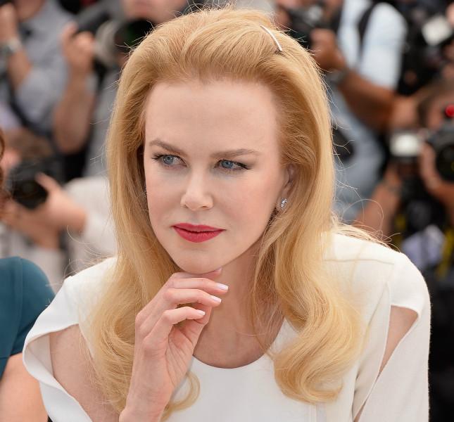 Nicole Kidman alla presentazione di Grace di Monaco a Cannes