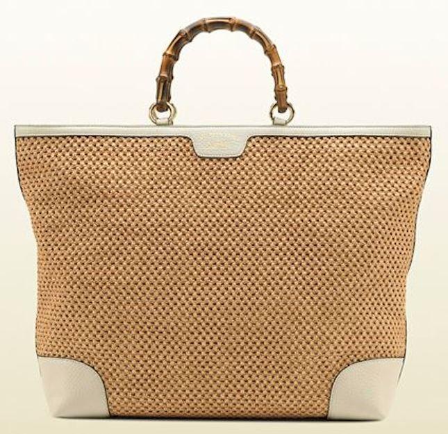 Shopping bag in paglia_Gucci