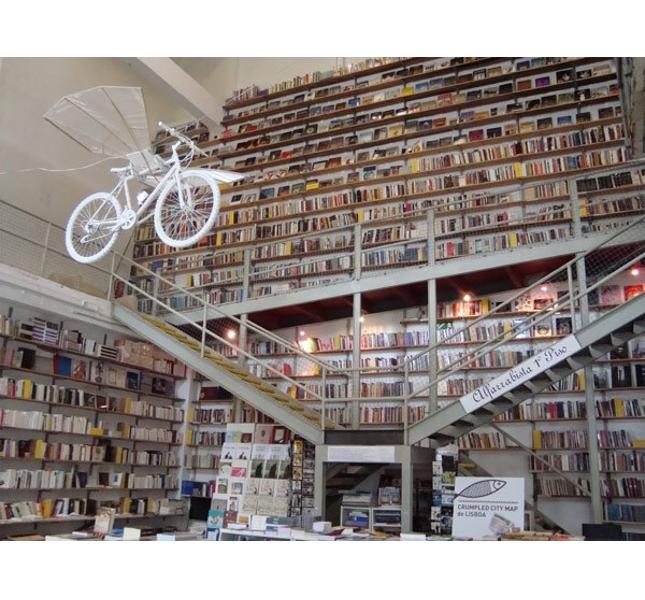 libreria Ler Devagar - Lisbona