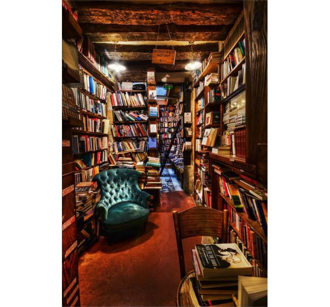 libreria Shakespeare and Company - Parigi