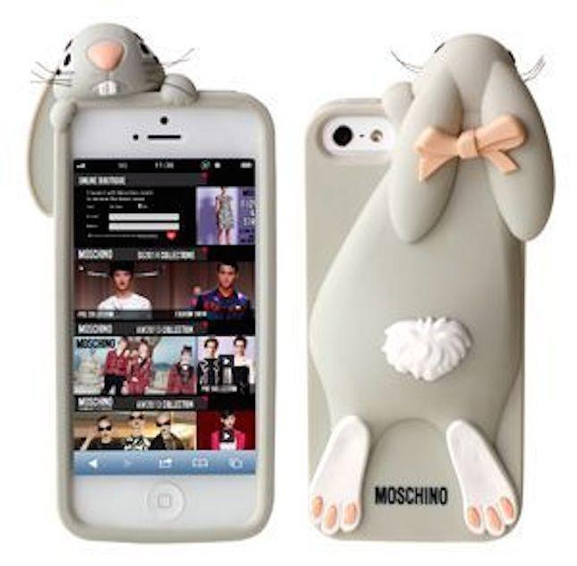 Cover per smartphone_Moschino