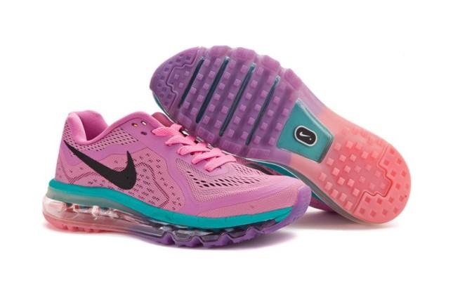 Nike Airmax rosa e turchese