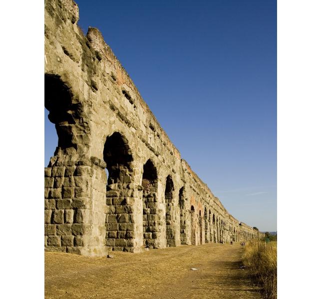 Acquedotti - Parco Appia Antica (RM) / photo: Roberto_Ventre @ FLickr