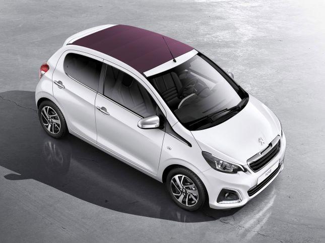 Peugeot 108, la nuova citycar del Leone