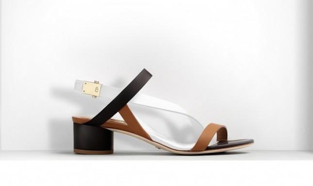 Sandali bassi per l'estate 2014_Dior