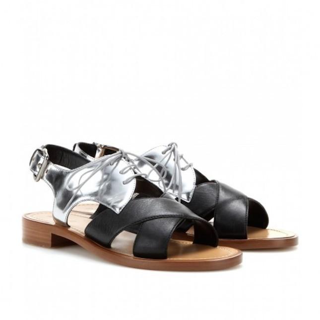 Sandali bassi per l'estate 2014_Miu Miu
