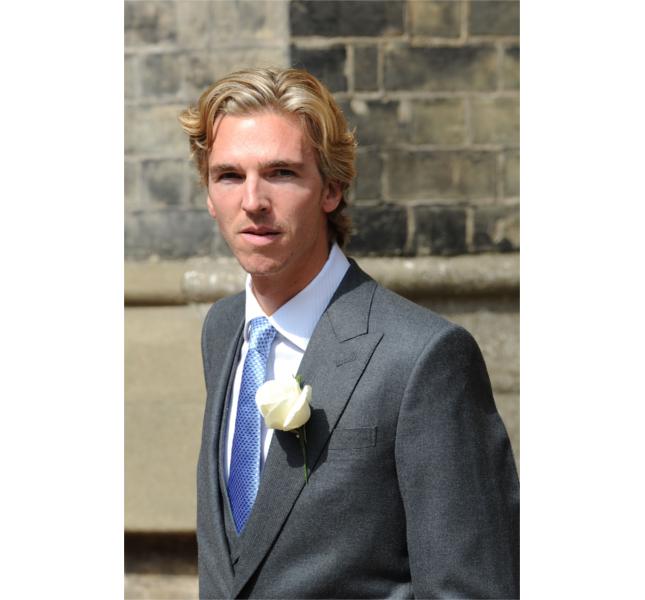 James Cook, sposo di Poppy Delevingne / photo: Getty