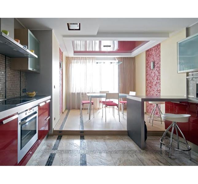 Cucina stile moderno: come scegliere le tende