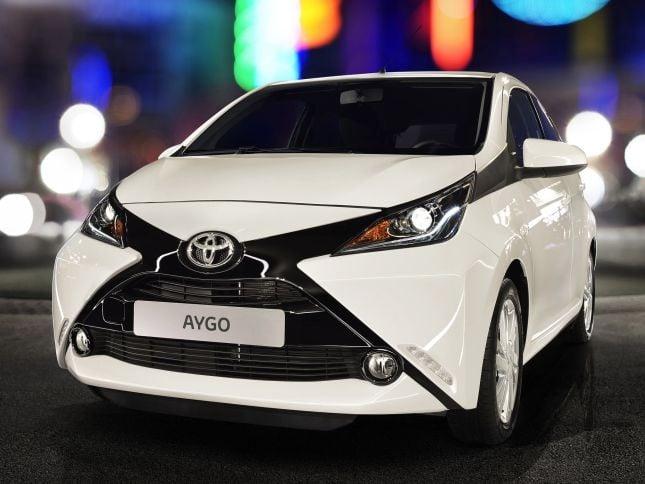 Toyota Aygo, la nuova generazione