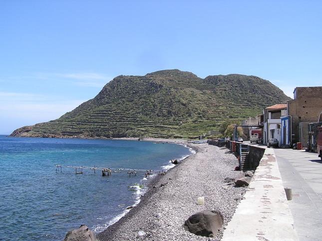 Filicudi: Capo Graziano