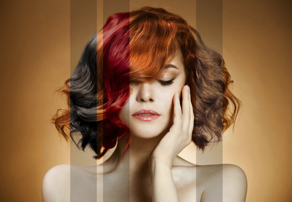 i colori dell'estate per i tuoi capelli: albicocca, rosso, cioccolati e il nuovo brondie!