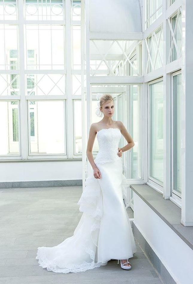 Elisabetta Polignano_abito da sposa a sirena
