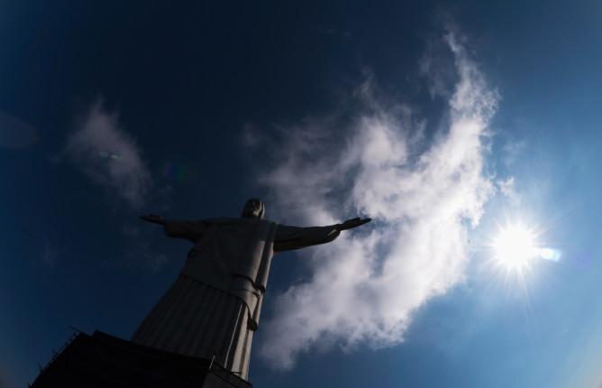 Il Cristo Redentore di Rio / photo: Getty