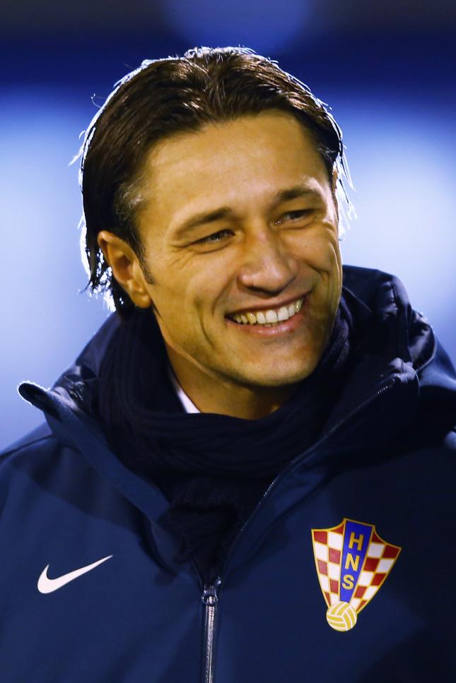 L'allenatore della Croazia Niko Kovac
