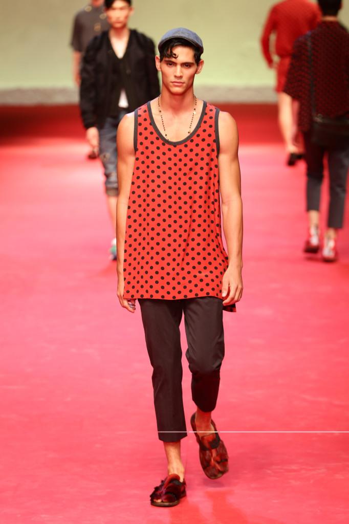 A tutto pois per le maxi t-shirt firmate Dolce e Gabbana