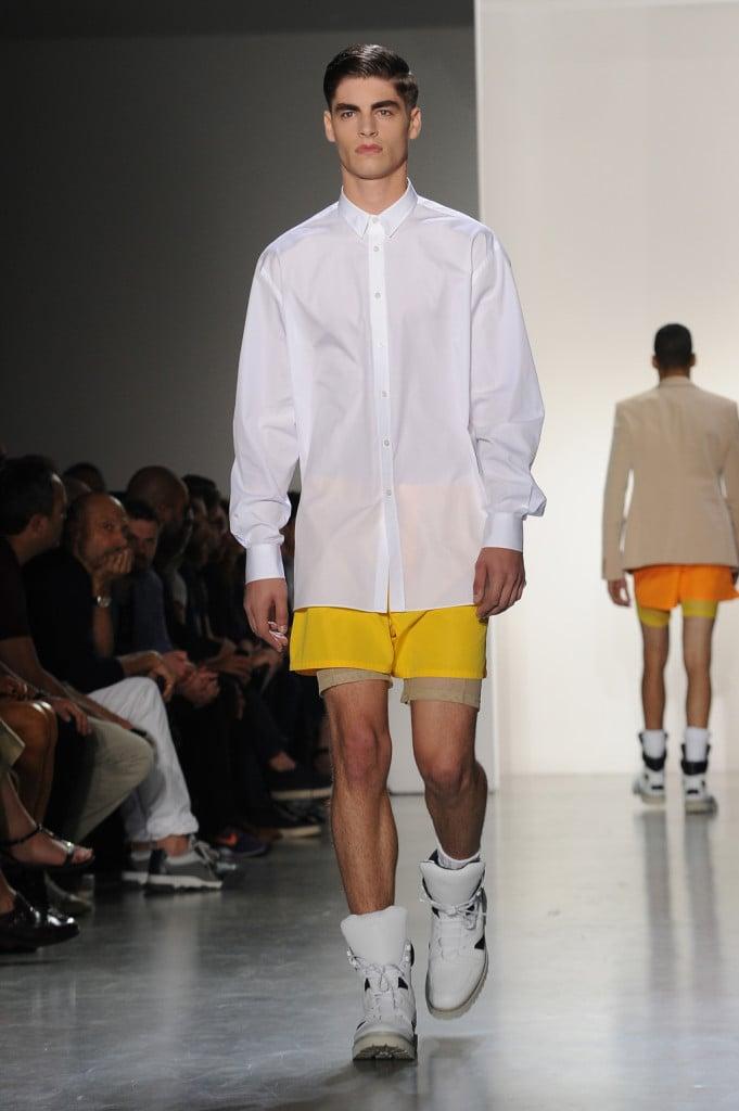 Milano Moda Uomo: la collezione Calvin Klein Spring/Summer 2015