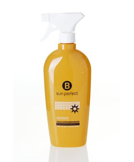 Limoni. Sun Perfect Acqua Abbronzante per una pelle fresca e dorata
